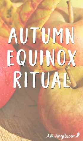 Autumn Equinox Ritual