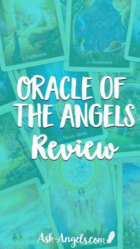 Oracle of the Angels - Angel Card Deck Review