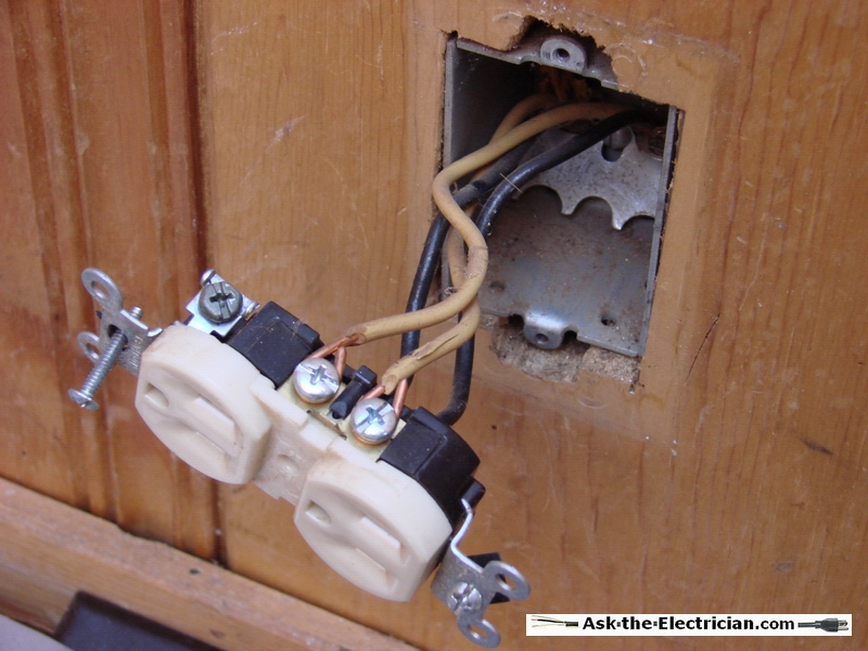 Old Style Electrical Wiring