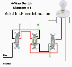 3 way switch diagram wiring jvm architecture 3way and 4way