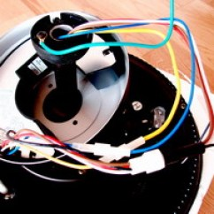 Light Switch Wiring Diagram Red Black White 97 Ford Explorer Stereo Ceiling Fan And Green Wires