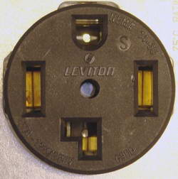 leviton dryer outlet wiring diagram plete diagrams language arts plot how to wire a cord 4