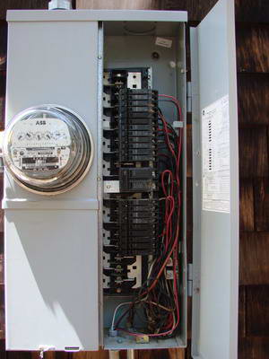 100 Amp Meter With Breaker Box Wiring Diagram Home Electrical Inspection