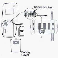 Ceiling Fan Wiring Diagram With Regulator 2 Way Fix Remote Control
