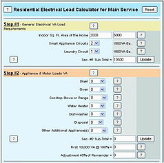 110 220 Volt Single Phase Motor Wiring Diagram Sizing A Main Electrical Panel For A Home