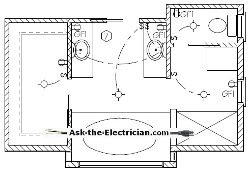 Wiring diagram for 3 way switch: Wiring Diagrams Plan