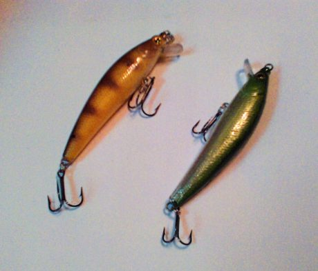 jerkbait fishing lures