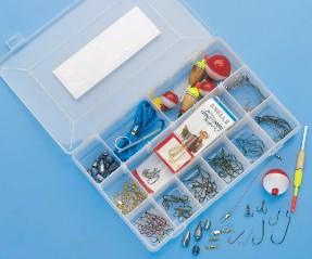 fishing tackle starter kit
