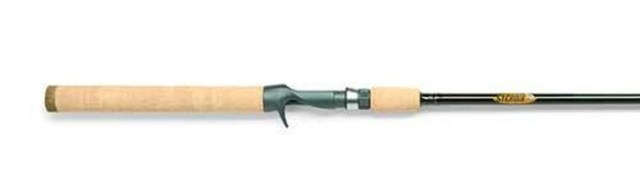 St Croix Triumph Musky Rod for the casual musky angler