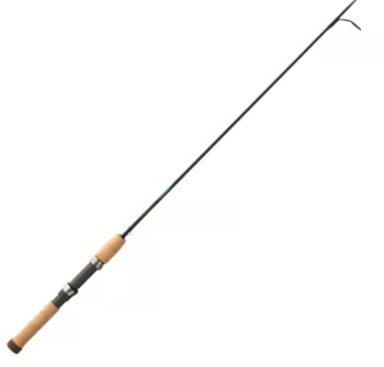 The Premier is upgrading to better fishing rods