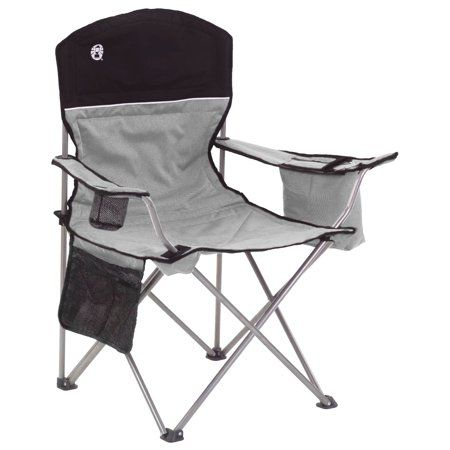 The Coleman quad is an inexpensive chairs for shore fishing