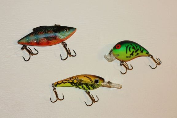 how to fish the different crankbaits