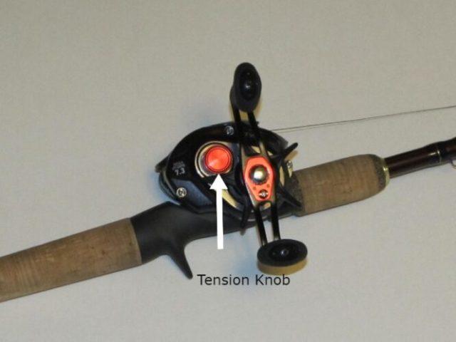 How to Use a Baitcast Reel tension knob adjustment