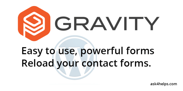 Gravity Forms Features