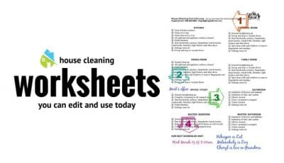 Sample Contract for House Cleaning > Ask a House Cleaner