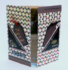 A handmade greeting card created by Bloomingorgeous4u