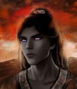 The immortal Lord Daskesurul by Leah Keeler