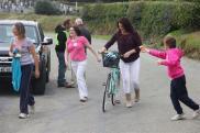 Renata & Eamonn's Fun Run Walk Cycle 5-10-14 (175)