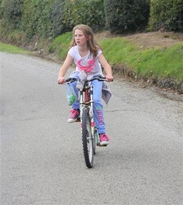 Renata & Eamonn's Fun Run Walk Cycle 5-10-14 (185)