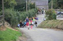 Renata & Eamonn's Fun Run Walk Cycle 5-10-14 (75)