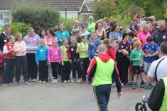 Renata & Eamonn's Fun Run Walk Cycle 5-10-14 (83)