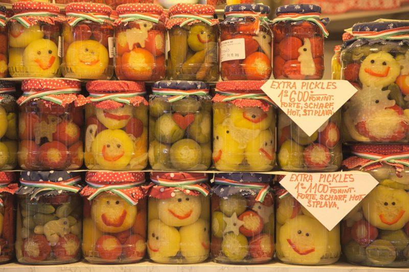 Happy pickles