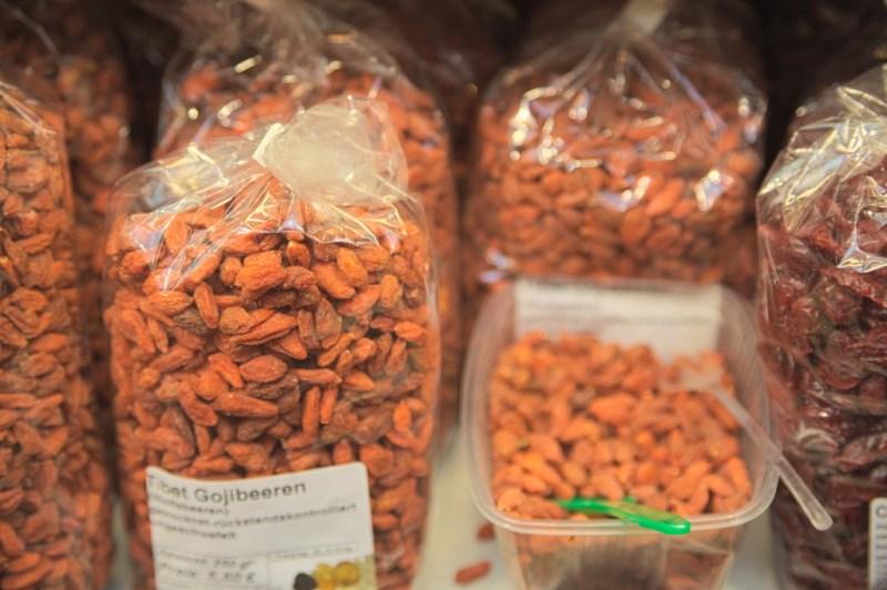 Berries from Tibet