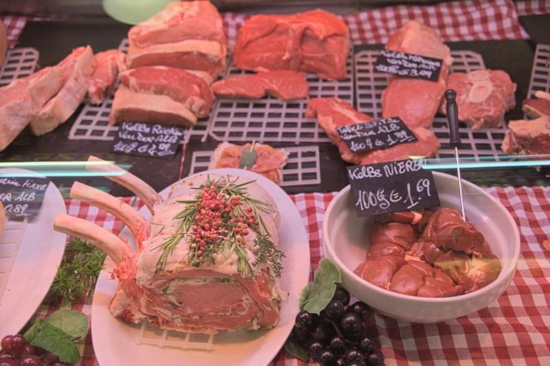 Appealing meat