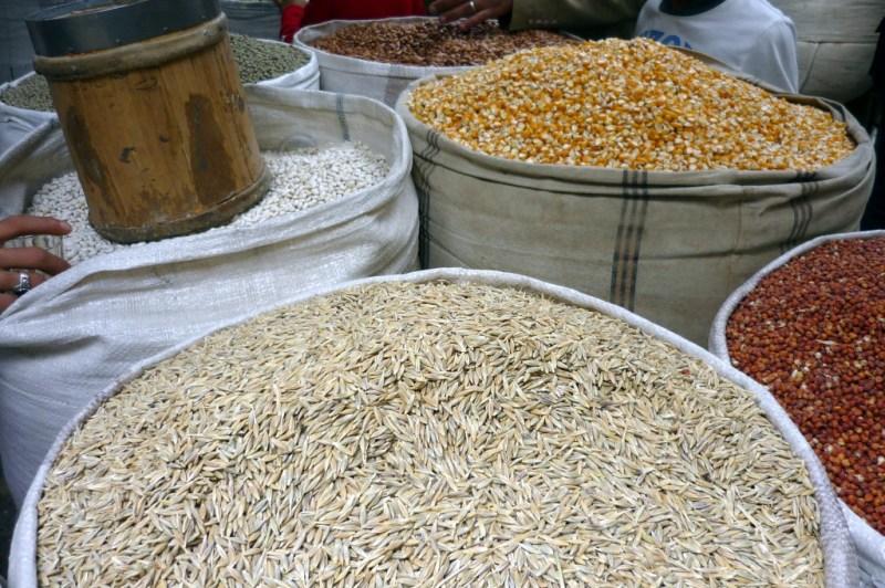 Barley for soups etc.