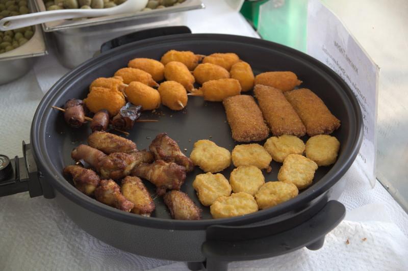 Little Spanish snacks