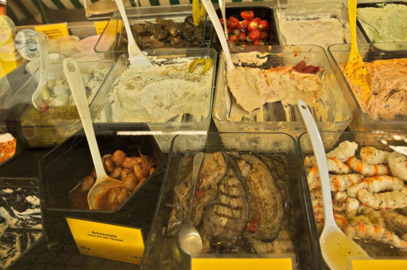 Mediterranean specialities