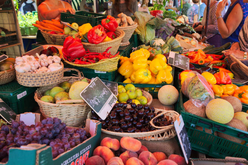 Celebrating vegetable diversity