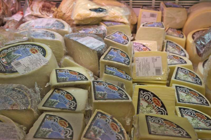 Croatian cheeses