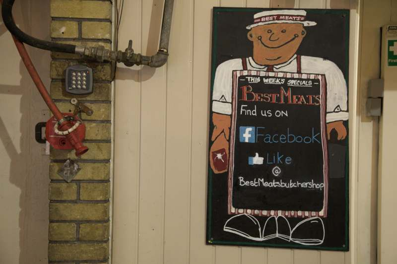 Social media for the butcher - English Market