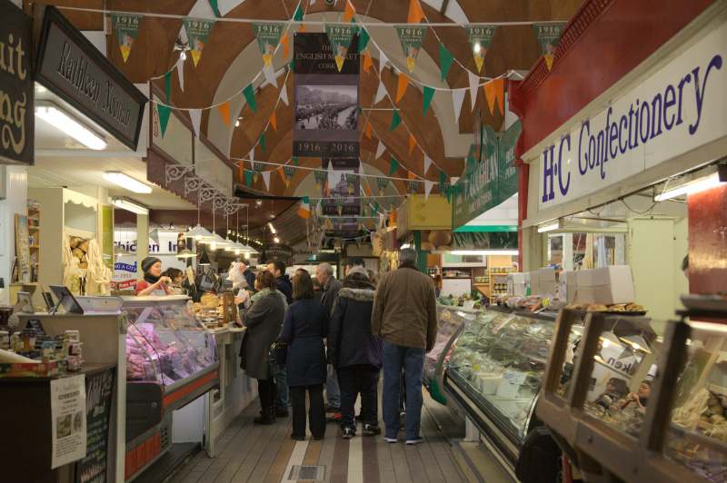 "Celebrating the ""Rising"" in the English market"