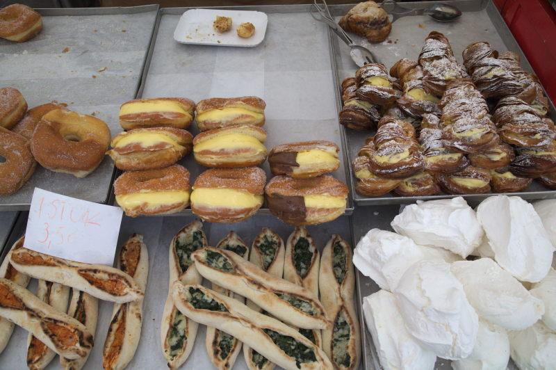 Sicilian sweets