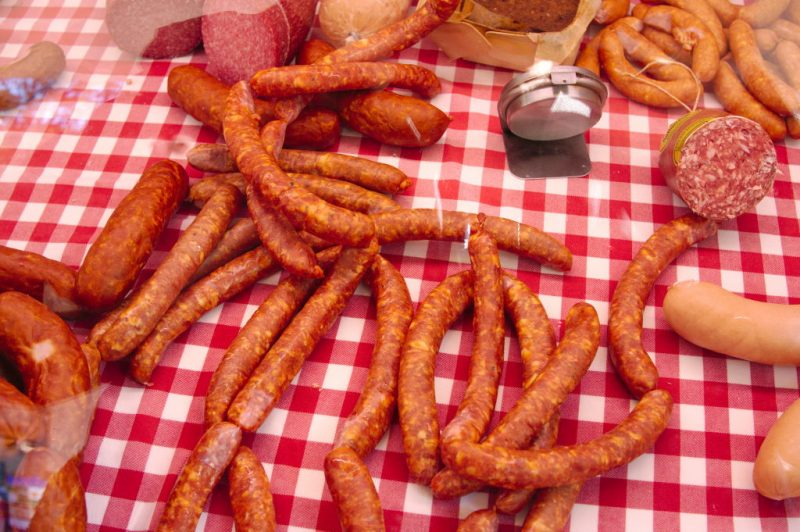 Sausages from Silesia