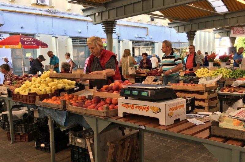 Kecskemet Market / Hungary