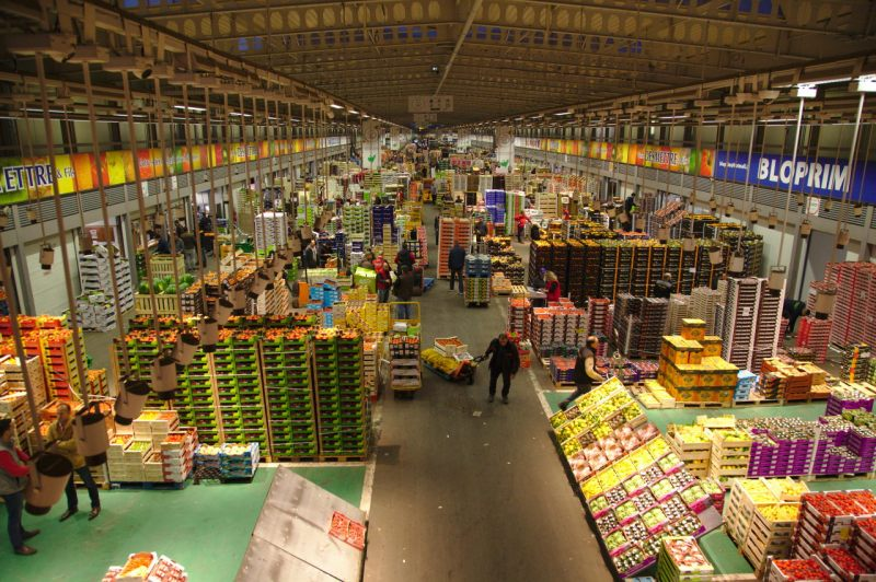 Rungis wholesale market