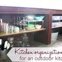 Outdoor Kitchen Storage Wood Mode Kitchens Organization Ideas For An Ask Anna