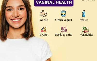 Foods that Improve Vaginal Health