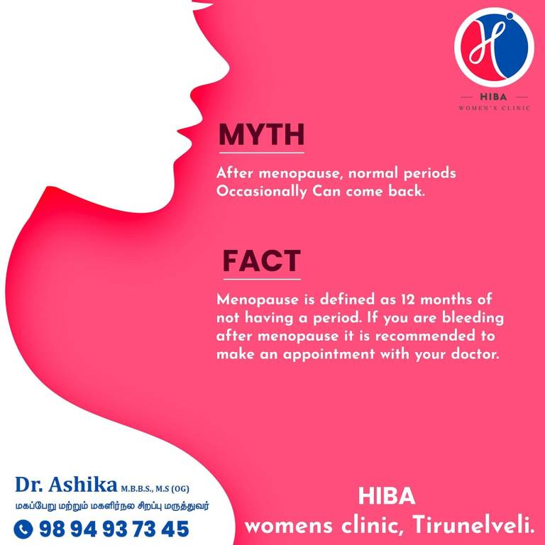 Read more about the article Myth & Fact