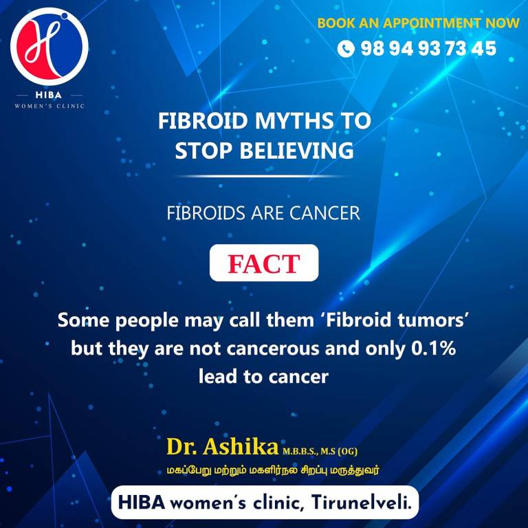 Read more about the article Fibroid Myths to Stop Believing