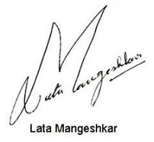 Want To See The Autographs Of Famous People?