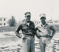 Gpa military friends 1956