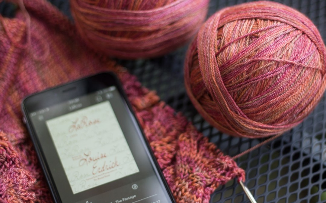 Knitting and Reading ADD