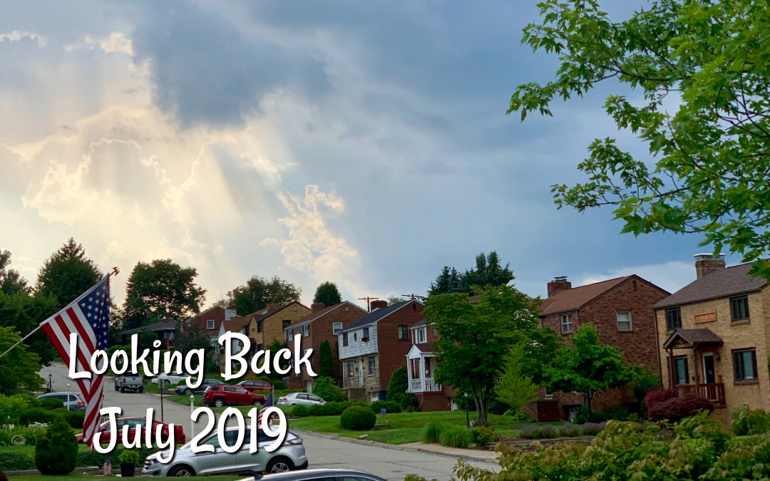 Looking Back | July 2019