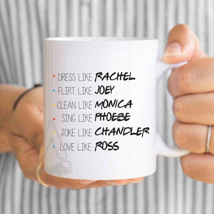 Birthday Gifts Inspiration Friends Tv Show Mug Dorm Decor F R I E N D S Best Friend Mugs Phobe Rachel Askbirthday Com You Number One Source For Beautiful Collection Of Best Happy Birthday Wishes With