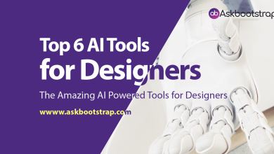 Top 6 AI Tools for Designers