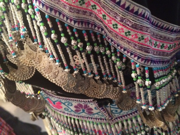 Hmong Embroidery.